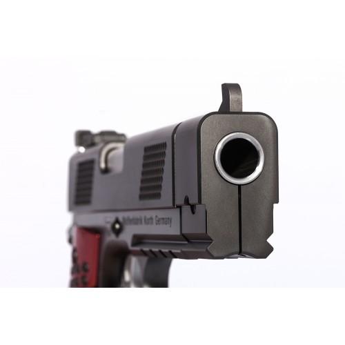 Detailansicht Pistole PRS 5 Zoll - Mündung