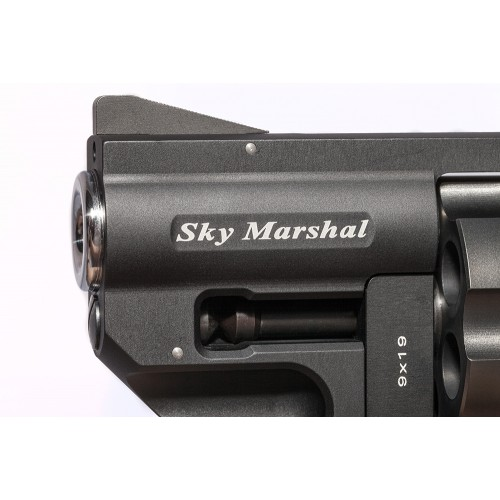 Detailansicht Sky Marshal 2 Zoll - Lauf Branding