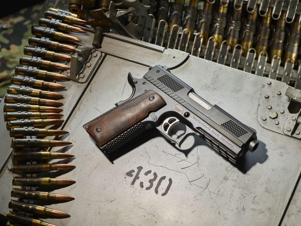 Pistole PRS 4 Inch