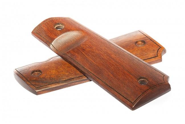 Griffschalen Holz, 1911er/PRS