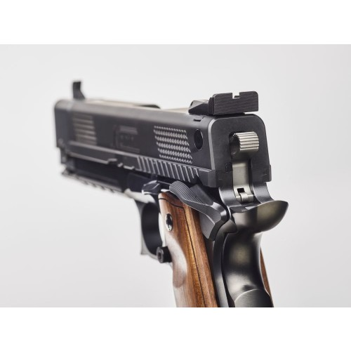 Detailansicht Pistole PRS 5 Zoll - Visier
