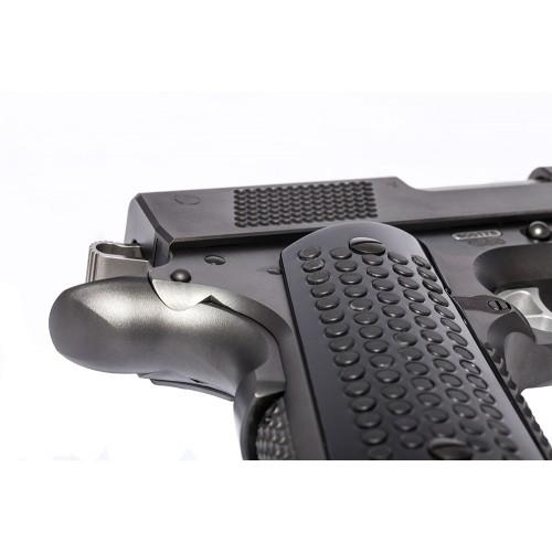 Detailansicht Pistole PRS 4 - Griff Sicherung