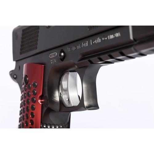 Detailansicht Pistole PRS 5 - Abzug