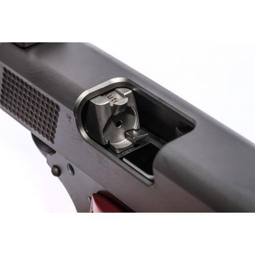 Detailansicht Pistole PRS 5 - Auswurf
