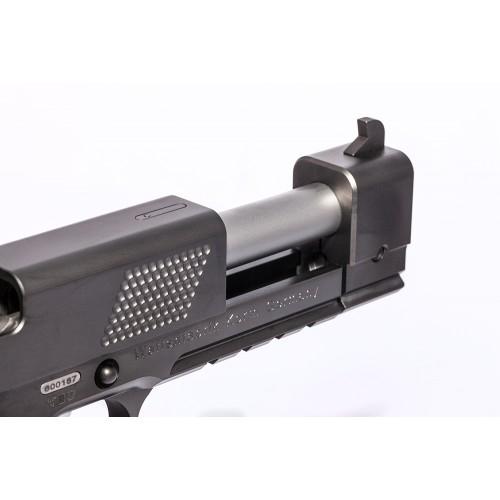 Detailansicht Pistole PRS 5 - Lauf