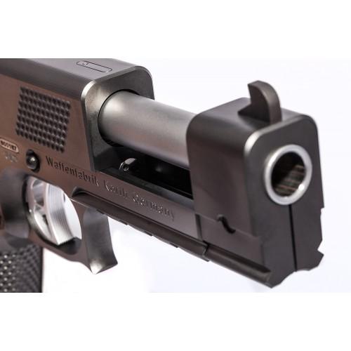 Detailansicht Pistole PRS 5 - Lauffrontal