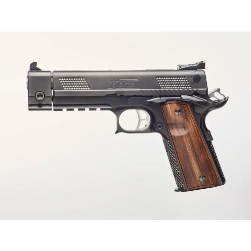 Detailansicht Pistole PRS 5 Zoll - linke Seite