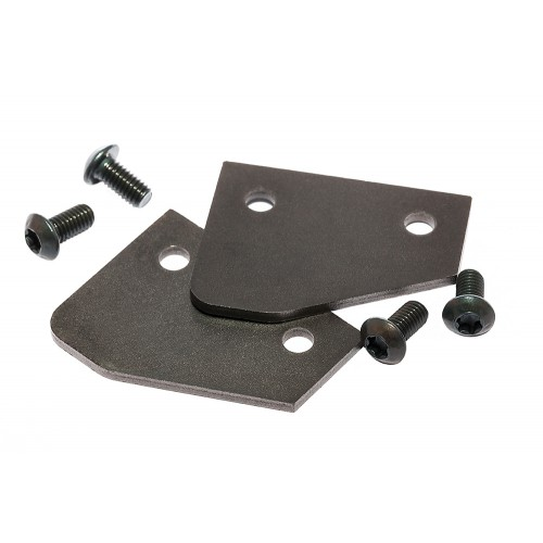 Front Sight Cover Plates Set, Combat