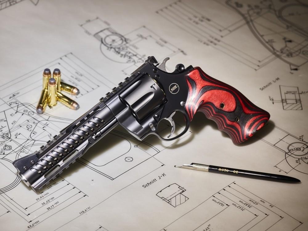 NXR 6 Zoll .44 Magnum