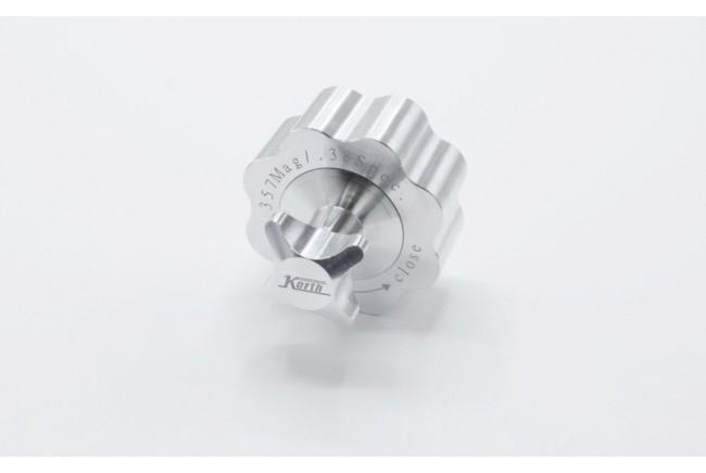 Korth® Speedloader cal. .357 Mag. / cal. .38 special 8 Schuss