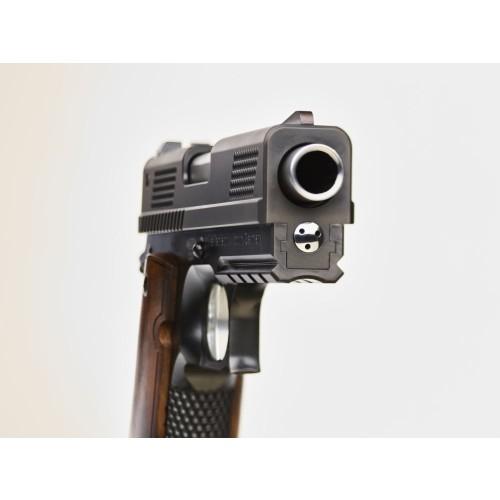 Detailansicht Pistole PRS 4 - Mündung