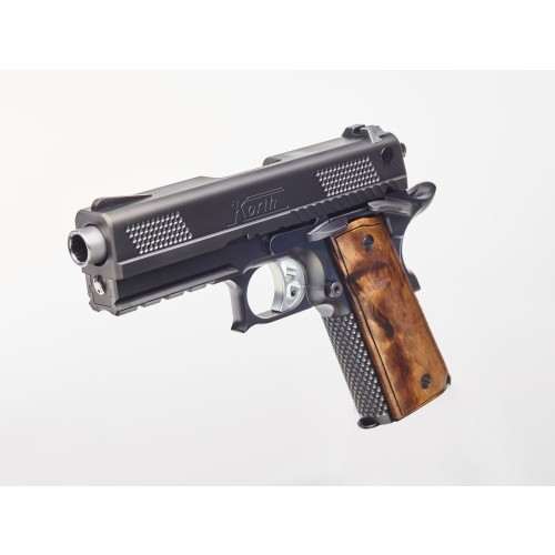 Detailansicht Pistole PRS 4
