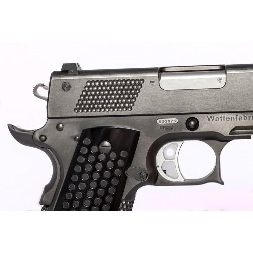 Detailansicht Pistole PRS 4 - rechte Seite