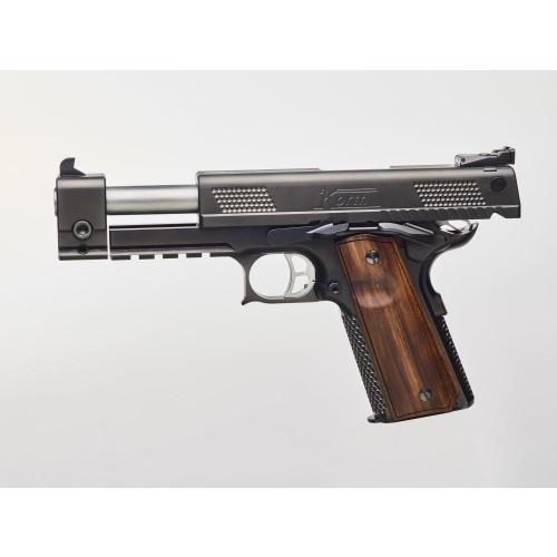 Detailansicht Pistole PRS 5 Zoll - Schlitten